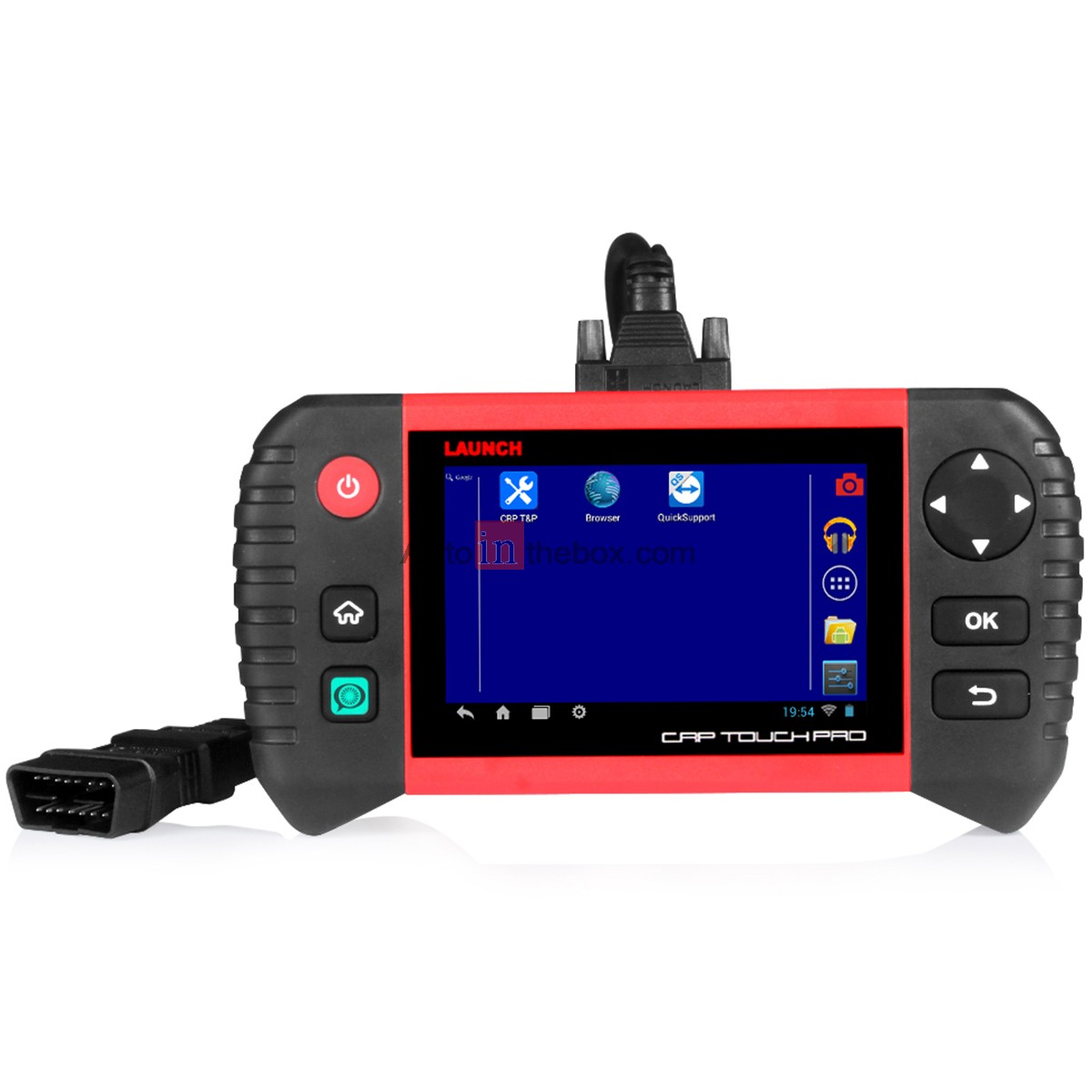 $355.00 2018 New LAUNCH CRP TOUCH PRO Bluetooth / Wifi Scanner Full System OBDII / EOBD ...