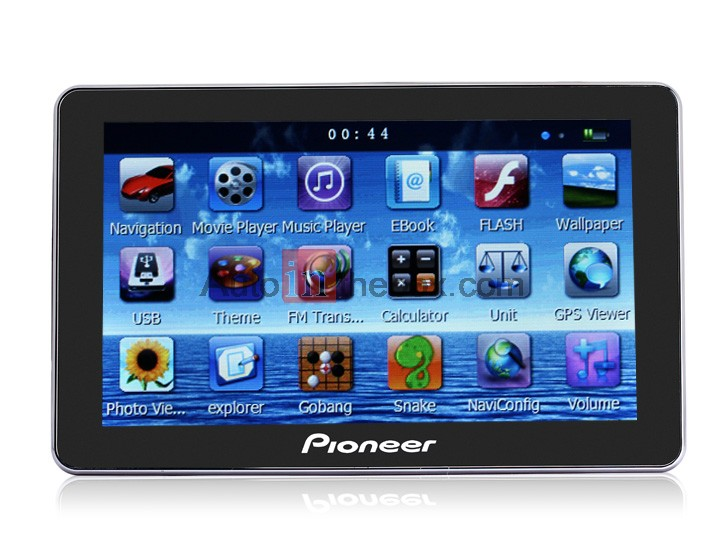48 99 5 Inch Pioneer K560 Car Gps Navigation With 128m Fm