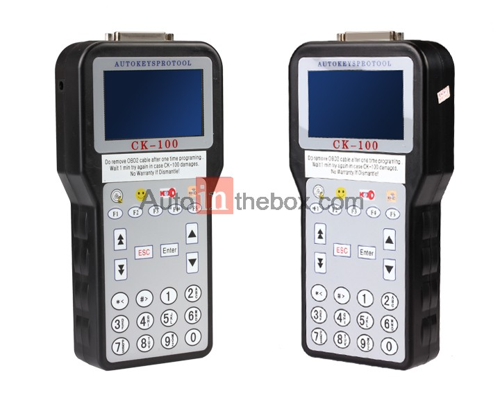 Auto Keys Pro Tool CK100 Auto Key Programmer CK-100 V99.99 Silca SBB The Latest Generation CK 100
