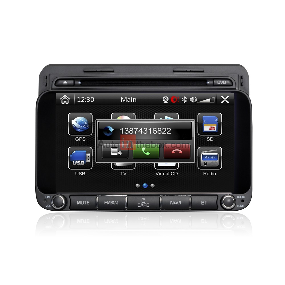 Car Navigation System : In dash navigation review car gps systems
