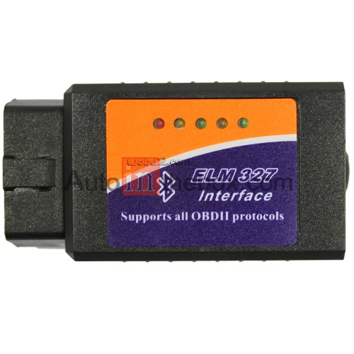 ELM327 Bluetooth software OBD2 CAN-BUS Scanner Tool