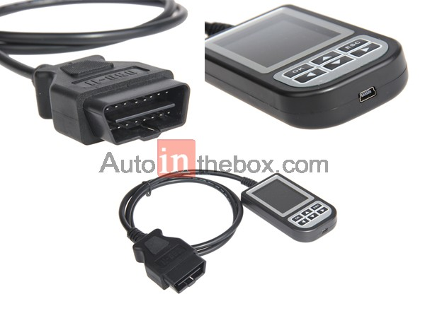 Mini BMW C110 Scanner Airbag ABS Engine Diagnostic Fault Code OBD2 Scan