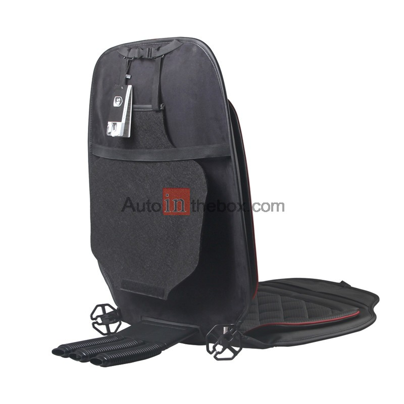 13000 The Intelligent Temperature Control Cushion Controlled Auto Seat With Heating Cooling 4 Colors Black Gray Brown Khaki