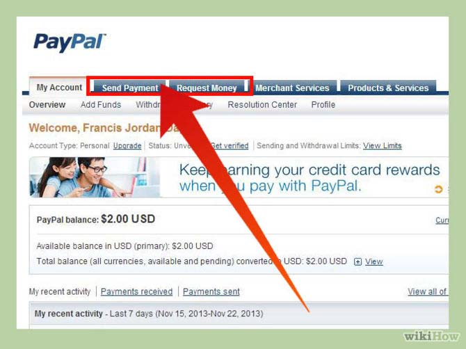 how to cancel the transaction on paypal