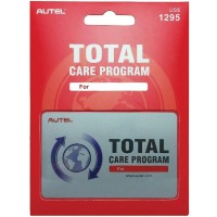 Autel Maxisys Pro MS908P & Maxisys Elite 1yr Update Total Care Program Card
