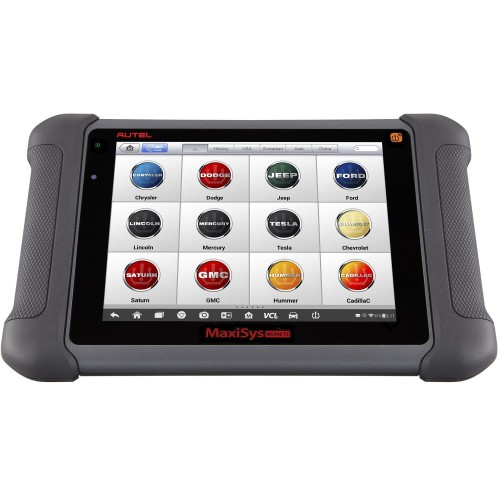 AUTEL MaxiSys MS906TS TPMS Advanced Wireless Diagnostic Tool Integrated with the TPMS Antenna Module 2 year free update