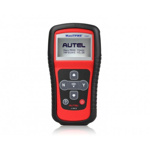 Autel MaxiTPMS TS401 new generation TPMS diagnostic and service tool unparalleled sensor coverage quick access to the faulty TPMS sensor