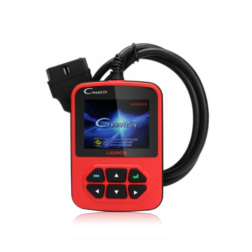 Original Launch CResetter Scanner Oil Lamp / Light reset tool