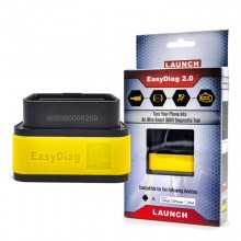 100% Original Launch X431 Easydiag 2.0 for android & IOS version Launch easy diag android & IOS 2 in 1 Full OBDII generic code reader / scanner