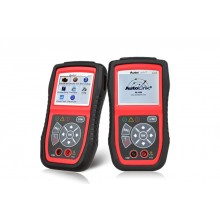 Autel AutoLink AL439 MultiMeter AVOMeter Scanner & Color Screen OBDII Diagnostic Engine Code Scanner
