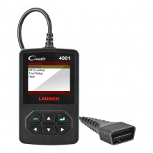 Launch CReader 4001 Diagnostic Scan Tool for Check Engine Light & Diagnostics