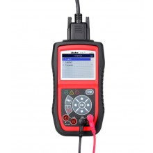Autel Autolink AL539 OBDII / CAN Code Reader Scanner and Electrical Test Tool with AVO Meter