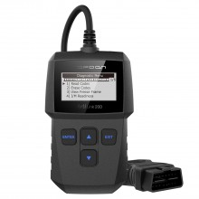 TOPDON Artilink200 OBD2 Code Reader for MIL Turn-off I/M Readiness DTC Reading/Clearing Checking Freeze Frame and VIN Retrieval