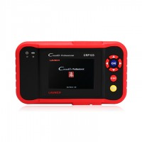 Launch Creader Professional CRP123 Original Auto Code Reader Scanner LAUNCH CRP 123 Internet Update