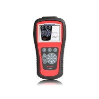 AUTEL MaxiDiag Elite MD802 All System + DS model + EPB + OIL Service Reset and support data stream function Engine + Transmission + ABS + Airbag + Major Electronic Models