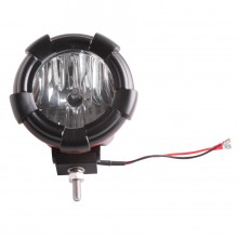 2 PCS 4 inch Inch HID XENON DRIVING SPOTLIGHTS/FLOODFLIGHTS OFF ROAD Lights 4x4 4WD 55W 12V 24V 6000K