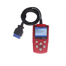 2013 IScancar OBDII EOBD Cars Trouble Codes Scanner(Red)