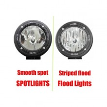 27w flood Led Work Light 12v/24v Off road Truck 4x4 Boat SUV lamp