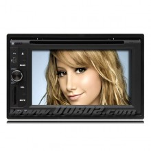 6.2 Inch Digital Touchscreen 2Din Car DVD Player with GPS PIP TV RDS Bluetooth