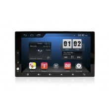 7'' 1280*800 CASKA Interchangeable Car DVD Player Android 4.4.2 OEM standard in-dash Suitable for all car models car GPS DVD
