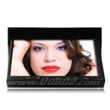 7 Inch 2Din Car DVD Player with GPS IPOD Bluetooth TV RDS