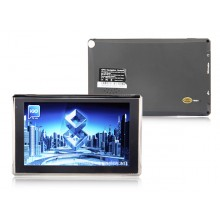 7 inch 703A GPS Navigation APICAL SiRF Atlas-V Dual-Core CPU 800MHz DDR 128M 8G Memory Bluetooth/AV-IN