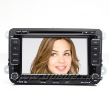 7 Inch For Volkswagen Car PC DVD Player with GPS TV 3G/WiFi