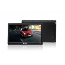 7 inch TFT-LCD X16 car GPS with 8GB memory and free map Win CE 6.0+Bluetooth & AV-in+CUP Atlas IV Dual-core processor