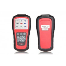 Autel MaxiDiag Elite MD702 MD 702 OBD Scanner Tool for 4 system CODE READER