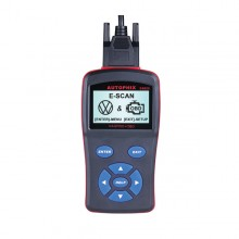 AUTOPHIX E-SCAN ES620 Scanner Support OBD2 VW Protocols(including UDS Protocols) Most Powerful