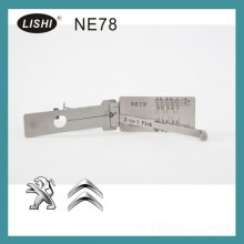 Buy LISHI Peugeot NE78 2-in-1 Auto Pick and Decoder
