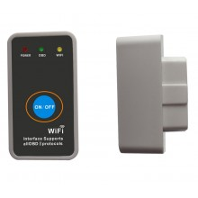 Buy WiFi ELM327 OBD2 OBD-II Code reader work with iPhone