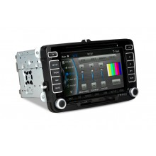 CASKA 7 Inch CAR DVD Player For VW Series 800X480 GPS Navigation Sysytem