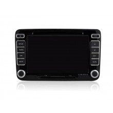 "CASKA CA069-UQ8 Car DVD Player Dash system for VW universal vehicles 7"" 800X480 Screen Builted in NAV WinCE 6.0 OEM standard car in-dash"