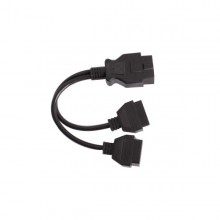 ELM327 2 In 1 Converted cable OBD2 Extension Cable