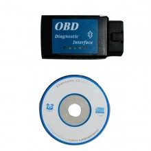 ELM327 Bluetooth software OBD2 EOBD CAN-BUS Scanner Tool