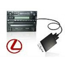 Lexus USB+SD MP3 Adapter(2X6pin)