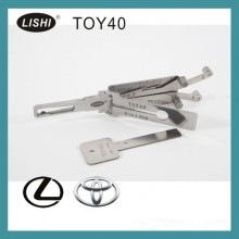 LISHI Old Lexus TOY40 2-in-1 Auto Pick and Decoder