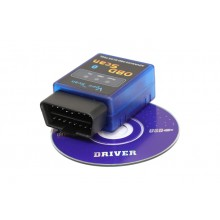 Mini ELM327 Vgate Bluetooth OBDII scanner interface obd2 Connector tool