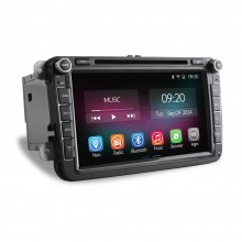 Ownice 8 Inch Car DVD Player Android 4.4.2 Quad Core Car GPS Navigation For VW Passat /Golf /Polo OL-8901