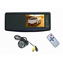 REARVIEW MIRROR WITH 4.3 inch TFT AND CAMERA