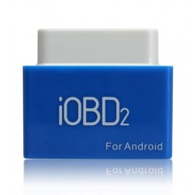 Xtool Car Data Stream Reader IOBD2 Communicate with Android Phone via Wifi or Bluetooth