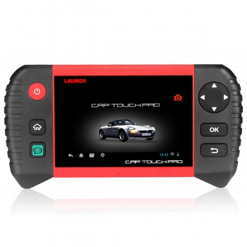 2016 New LAUNCH CRP TOUCH PRO Bluetooth / Wifi Scanner Full System OBDII / EOBD Automotive Diagnostic Scan Tools runs on the Android System advanced LAUNCH CRP229