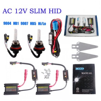 Buy 35W AC HID kit bi-xenon H4 H13 9004 9007 9008 12V