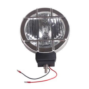 Buy 7 inch Inch HID XENON DRIVING Striped flood OFF ROAD Lights 4x4 4WD 75W 6000K 12V 24V