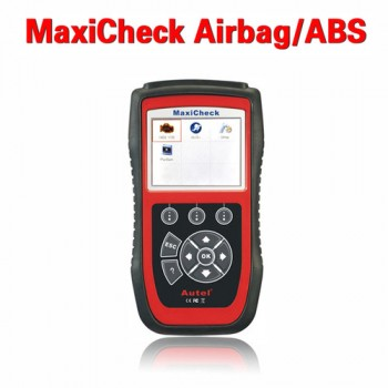 Buy Autel MaxiCheck Airbag ABS SRS Light Service Reset Tool