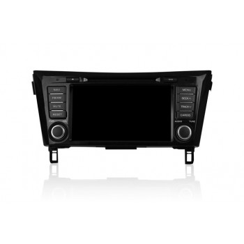 "CASKA CA413-KR7 Car DVD Player Dash system for X-Trial 2013-2014 vehicles 7"" 800X480 Screen Builted in NAV WinCE 6.0 OEM standard car in-dash"