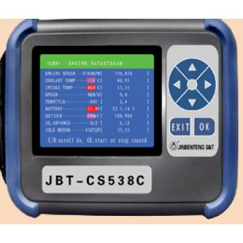 Buy JBT-CS538C Vehicle Scanner Auto Diagnostic Tool