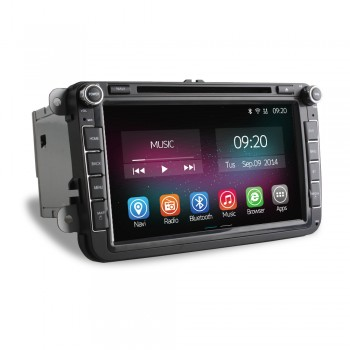 Buy Ownice 8 Inch Car DVD Player Android 4.4.2 Quad Core GPS Navigation VW Passat /Golf /Polo OL-8901