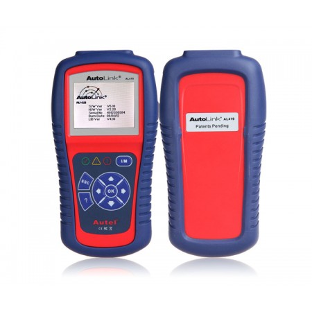 Autel AutoLink AL419 OBDII/CAN Code Reader Brand New Original Autel AL419 New Generation Code Scanner